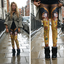 DER KUSS LEGGINGS - DER KUSS LEGGINGS