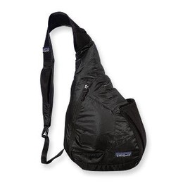 patagonia - Lightweight Travel Sling(Black)
