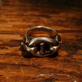 LYNCH SILVERSMITH - LNC114 ANCHOR RING