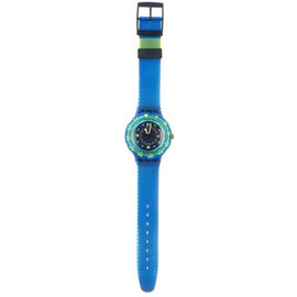 Swatch - Swatch Blue-Moon-(As-good-as-new) SDN100U1 - 1991 春夏コレクション