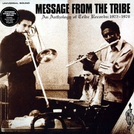 Various Artists - MESSAGE-FROM-THE-TRIBE