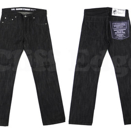 NEIGHBORHOOD - 【2012新作】NEIGHBORHOODRIGIDNARROWデニムパンツBLACK240-000999-013-【新品】