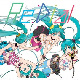 livetune feat. 初音ミク - Re:Dial 期間限定盤(CD+DVD)