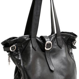 CHROME HEARTS - Two Strap Gunslinger Shoulder Tote Bag