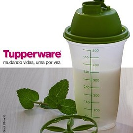 Tupperware - Quick Shake
