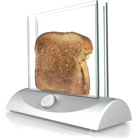 Inventables Concept Studio - Transparent Toaster