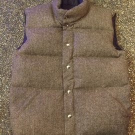 Crescent Down Works - Itaiian Vest