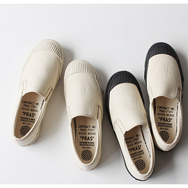 PRAS - SHELL CAP SLIP-ON