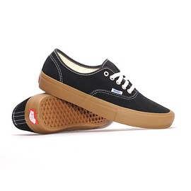Vans - Authentic Pro (Black/Light Gum)