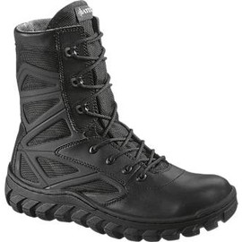 "BATES - 8"" Annobon Boot - Black"