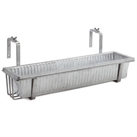 MANUFACTUM - Galvanized Steel Balcony Box