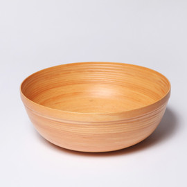MARGARET HOWELL, BUNACO - ORIGINAL BOWL L NATURAL