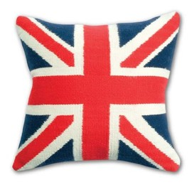 Jonathan Adler - British Flag Pillow