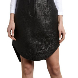 CARVEN - Lace Knit Short Sleeve Cardigan