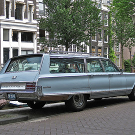 CHRYSLER - Newport Wagon  '1966