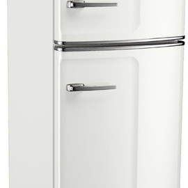 Big Chill - Retro Refrigerator White