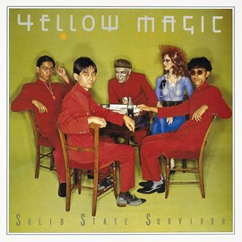 YELLOW MAGIC ORCHESTRA(LP) PUBLIC PRESSURE -公的抑圧-