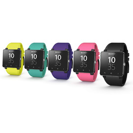 Sony - SmartWatch 2 SW2