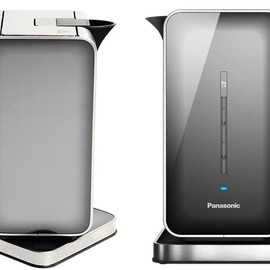 Panasonic - Panasonic Makes a Good Case For Splurging On This Slick Angular Kettle