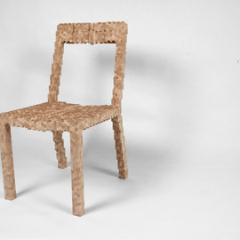 VIVIAN CHIU - Pixel chair