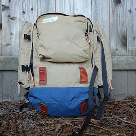 Early Winters - Internal Frame Hiking Backpack 80's