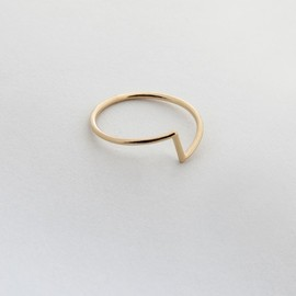 SILVA/BRADSHAW - Linya Ring Gold-plated
