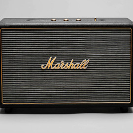 Marshall - Marshall's First Stab at Home Audio Will Rock Your Apartment Hard