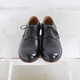 forme - blucher plain toe