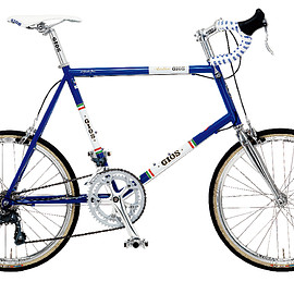 GIOS - ANTICO - GIOS BLUE 480mm