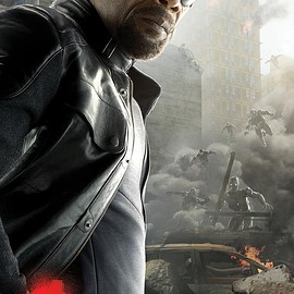 MARVEL - Avengers Age Of Ultron Nick Fury Character posters