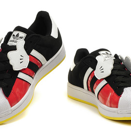 adidas - ADIDAS X Disney SUPERSTAR J MICKEY