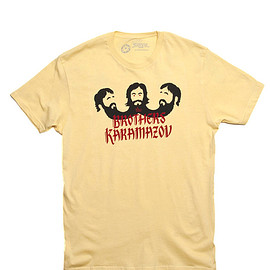 Out of Print - The Brothers Karamazov t-shirt