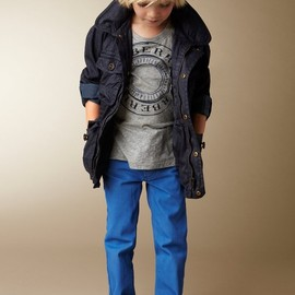 Burberry - Burberry Children 2013. Kid style