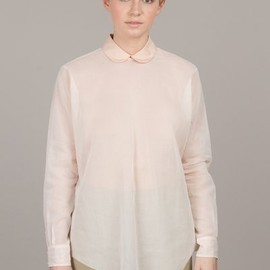 Acne - judy cotton blouse