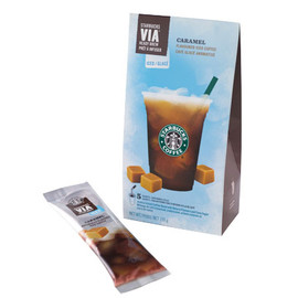 STARBUCKS - Caramel Flavored Iced Coffee