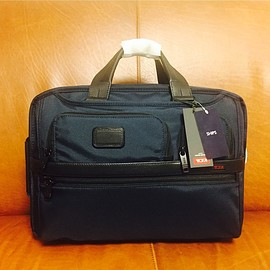 TUMI - [新品] TUMI for SHIPS: 『ALPHA 2』 3WAY ブリーフ