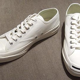 CONVERSE ADDICT - JACK PURCELL (white)