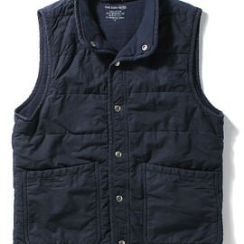Save Khaki United - Quilted Vest