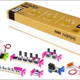 KORG - littleBits Synth kit