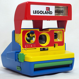 LEGOLAND - Polaroid LEGOLAND Action Photo