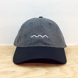 The Good Company - WOOL WAVE LOGO DAD HAT