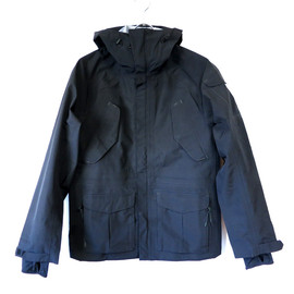 NIKE NSW - BLITZ PARKA GORE TEX JACKET BLACK 2011