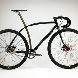 Saffron Frameworks - Mike Hall's Single Speed