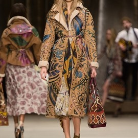 BURBERRY PRORSUM - 2014-2015 Autumn/Winter Collection|2014年秋冬コレクション