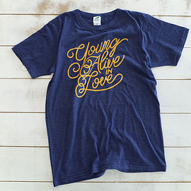 Demiflare&Sons - Young, Alive in Love T-shirt