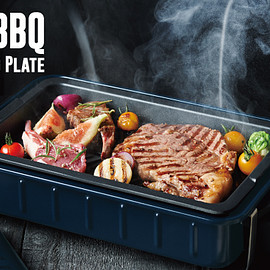 recolte - HOME BBQ PLATE