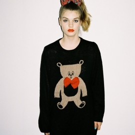 Lazy Oaf - Teddy Knitted Dress