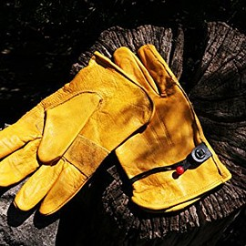 Wells Lamont - Leather Work Gloves