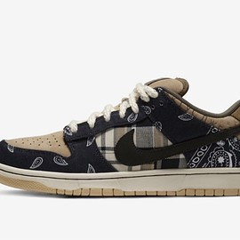 NIKE SB - Travis Scott × Nike SB Dunk Low PRM QS
