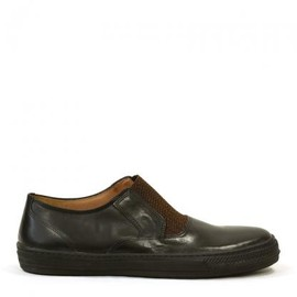 Dries Van Noten - LEATHER SHOES BLACK 2013-14AW